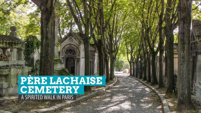 Père Lachaise Cemetery: A Spirited Walk in Paris