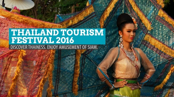 Thailand Tourism Festival 2016 Featured Image