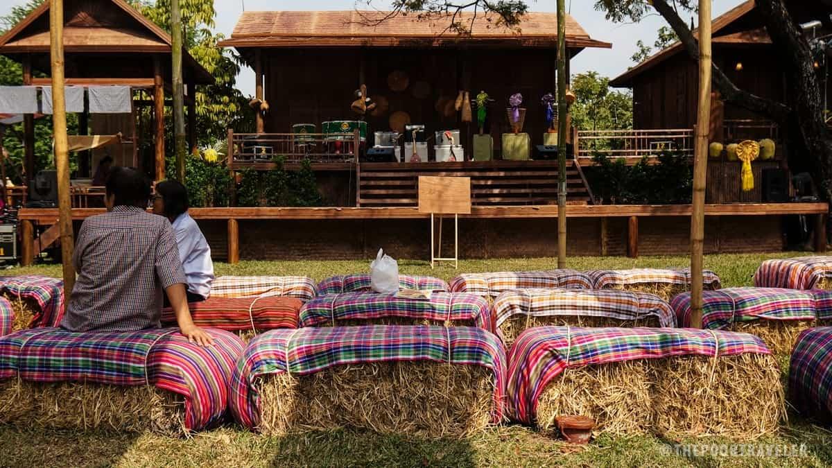 Thailand Tourism Festival 2016 - Lumpini Park