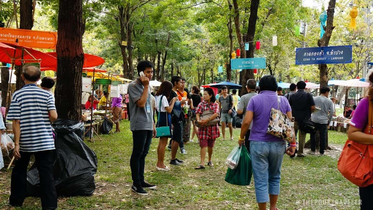 Thailand Tourism Festival 2016 - Markets