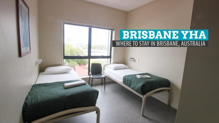 Brisbane City YHA: Where to Stay in Brisbane, Australia