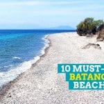 10 MUST-VISIT BEACHES IN BATANGAS, Philippines