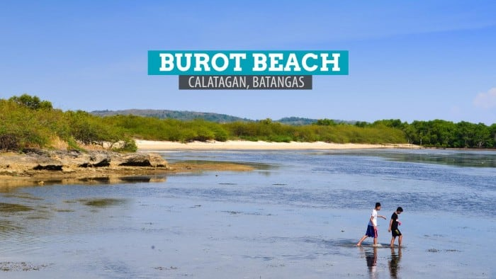 Batangas Burot Beach