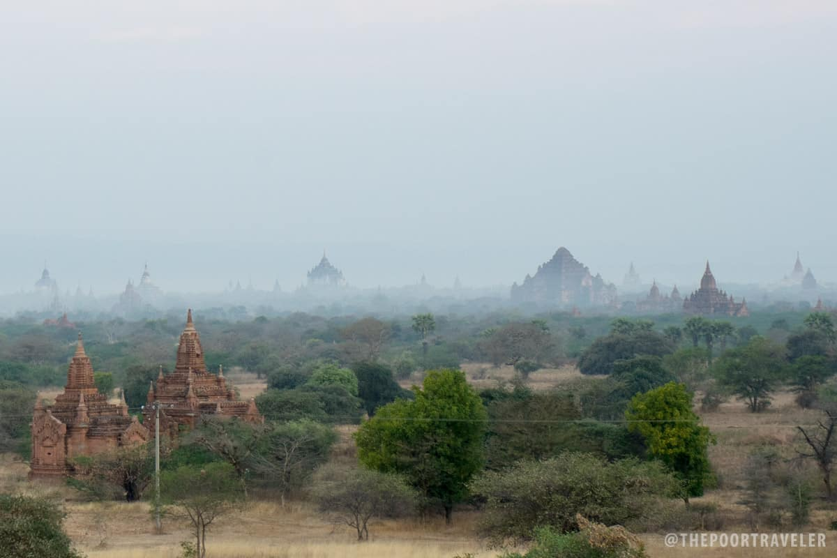 BAGAN ON A BUDGET: Travel Guide & Itinerary | The Poor