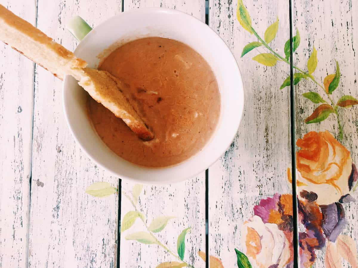 Chunky Crab Bisque (P165)