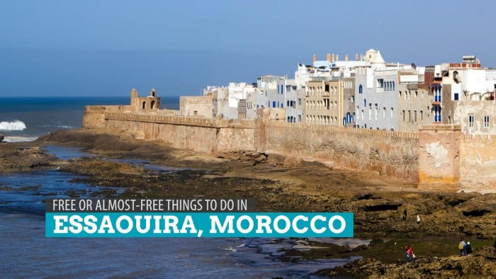 8 FREE and Cheap Things to Do in Essaouira, Morocco