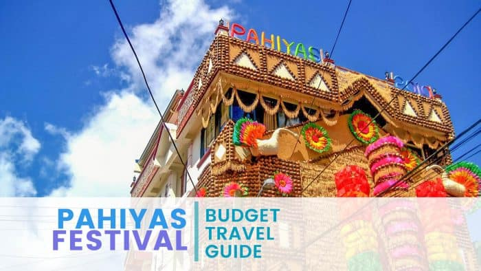 PAHIYAS FESTIVAL ON A BUDGET: Travel Guide & Itinerary
