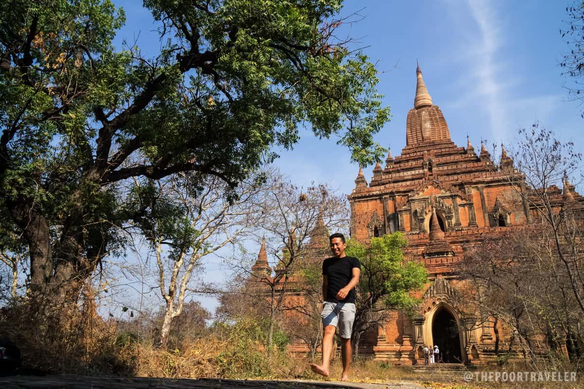 Sulamani Temple Ground