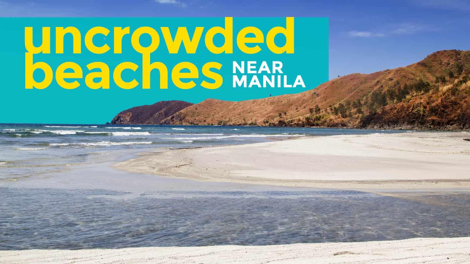 Image Gallery Manila Beaches
