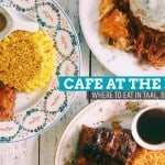 Cafe at the Ranch: Where to Eat in Taal, Batangas