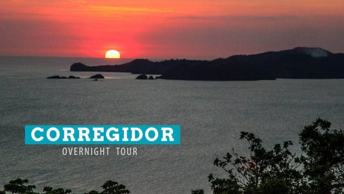 Corregidor: 5 Reasons to Stay Overnight (Other than Ghost-Hunting)