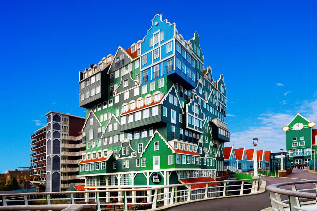 Photo courtesy of Inntel Hotel Zaandam