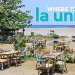 WHERE TO EAT IN LA UNION: San Juan Food Trip