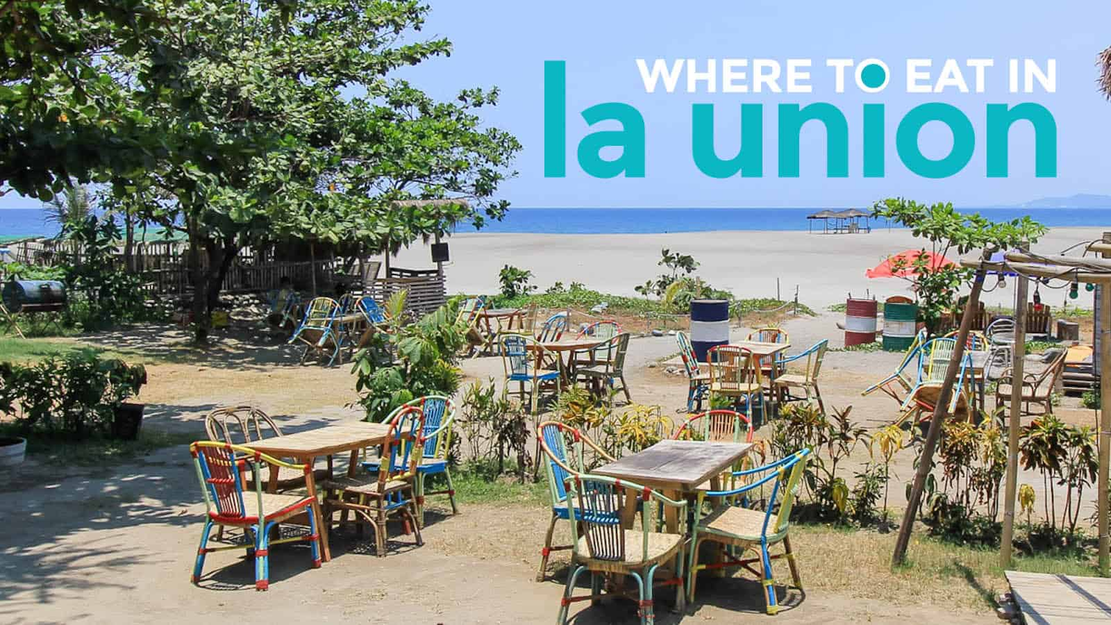 Where To Eat In La Union San Juan Food Trip The Poor