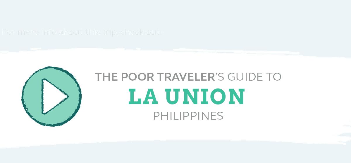 La Union Guide