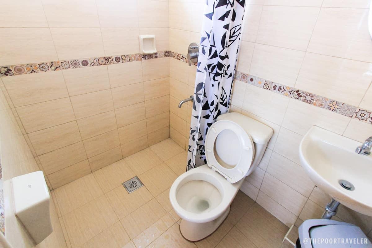 Planet G Hotel Bathroom
