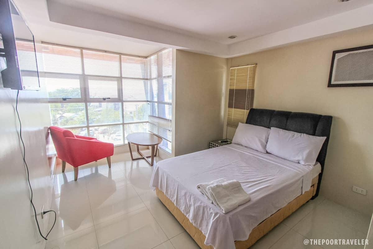 Planet G Hotel Premium Double Room