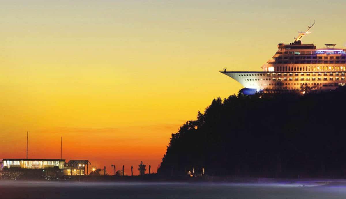 Photo courtesy of Sun Cruise Resort