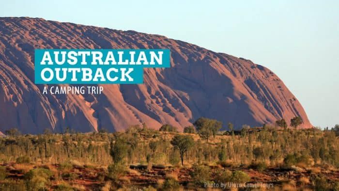 The Rock Tour: Camping Trip from Alice Springs to Uluru, Australia