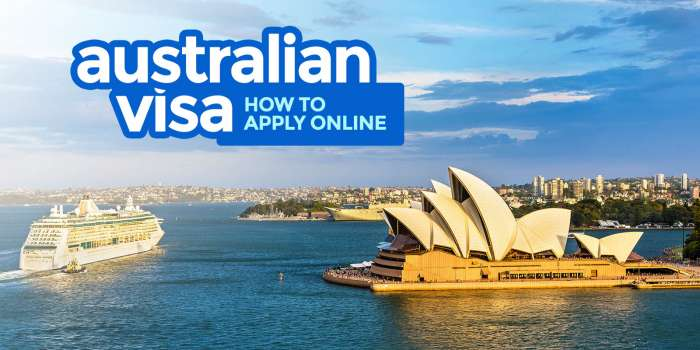 AUSTRALIAN VISA: REQUIREMENTS & ONLINE APPLICATION 2020
