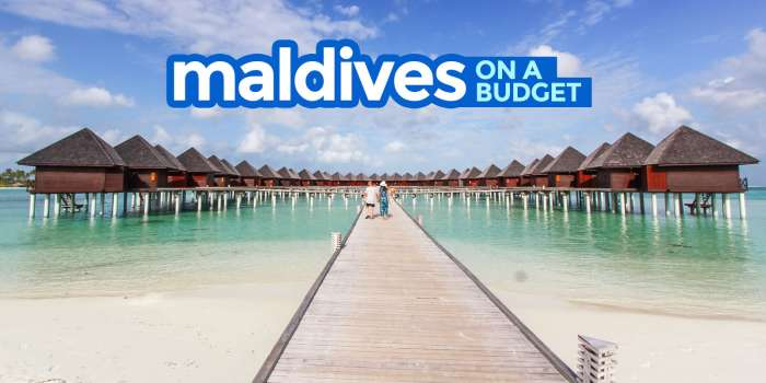 MALDIVES ON A BUDGET: Travel Guide & Itineraries