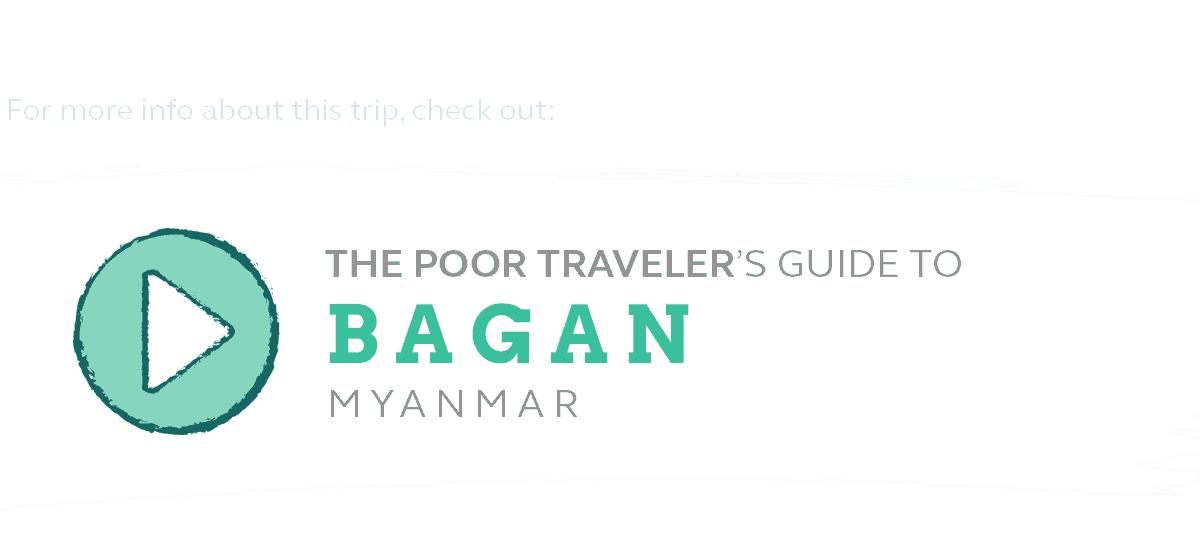 Bagan Guide