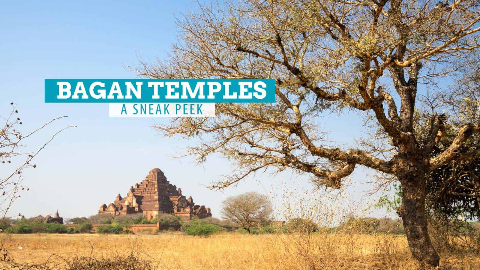 Bagan Temples: 7 Crowd Favorites (Photos)