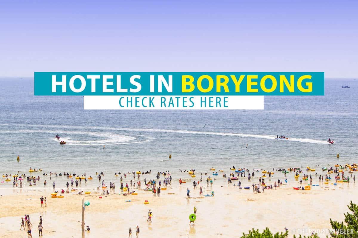 Boryeong Hotels