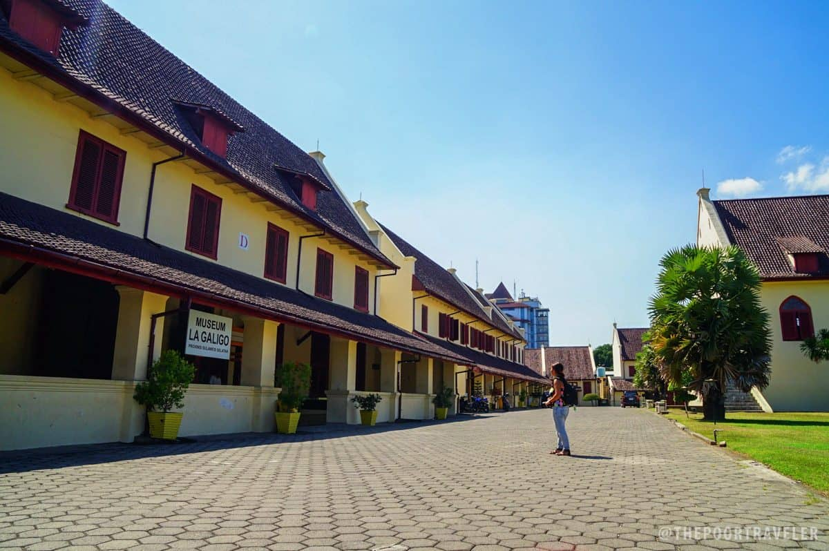 Fort Rotterdam Grounds