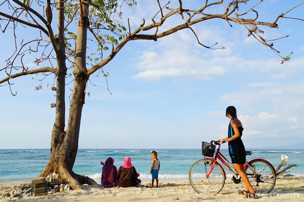 Gili Trawangan Island Bike Adventure