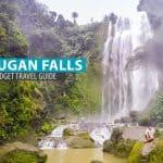 Hulugan Falls, Laguna: Budget Travel Guide 2016