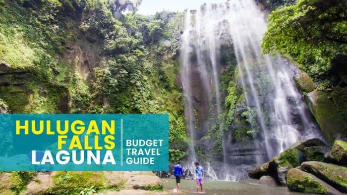 HULUGAN FALLS ON A BUDGET: Travel Guide & Itinerary