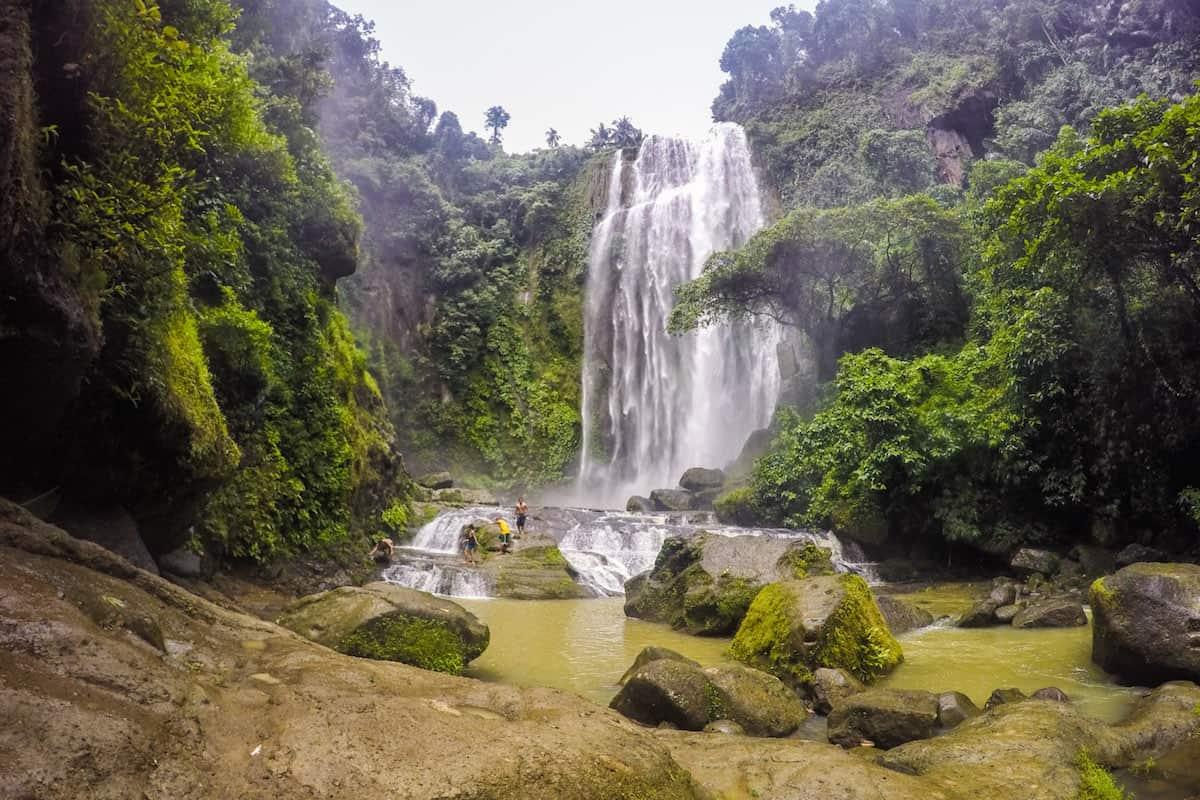 Hulugan Falls Laguna Budget Travel Guide The Poor Traveler Blog