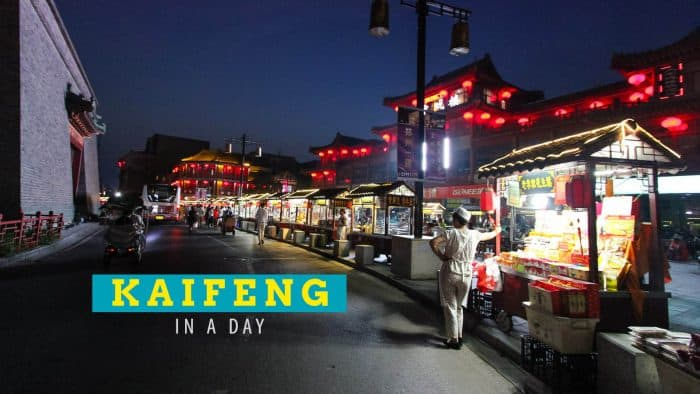 Kaifeng, China: 5 Things to Do in a Day (Our Itinerary)