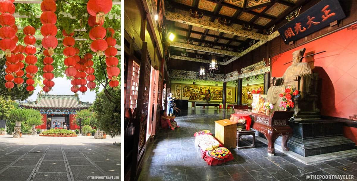 Lord Bao Temple