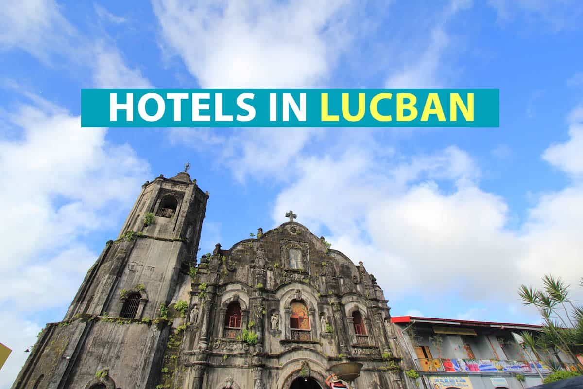 Lucban Hotels