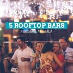5 Rooftop Bars with Cheap Eats in Brisbane