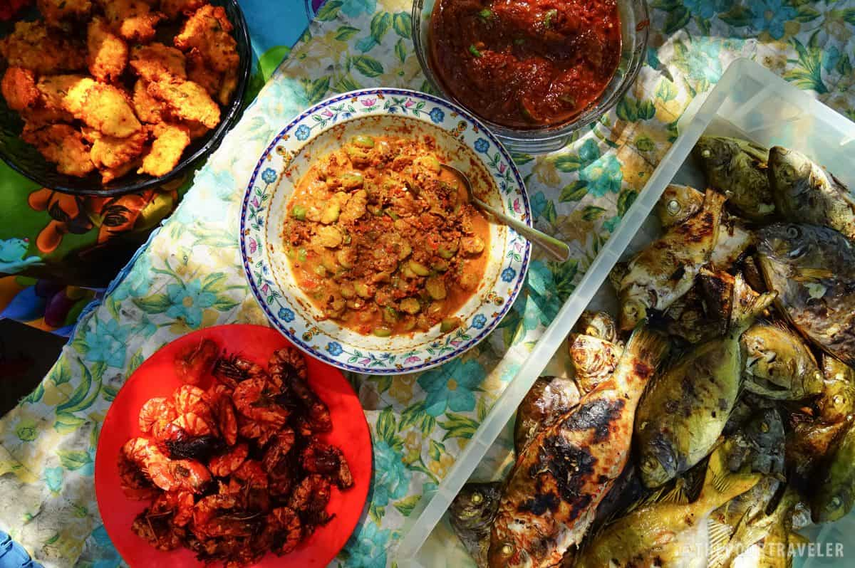 Samalona Island Picnic Lunch