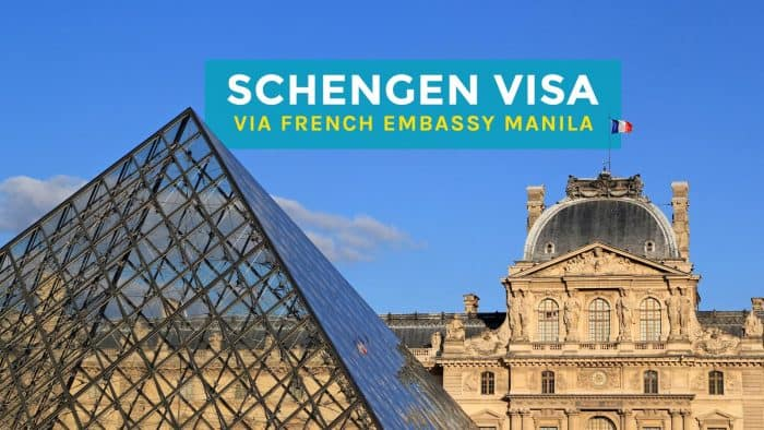 How to Apply for a SCHENGEN VISA via FRENCH EMBASSY