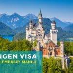 SCHENGEN VISA via GERMAN EMBASSY: Requirements & How to Apply