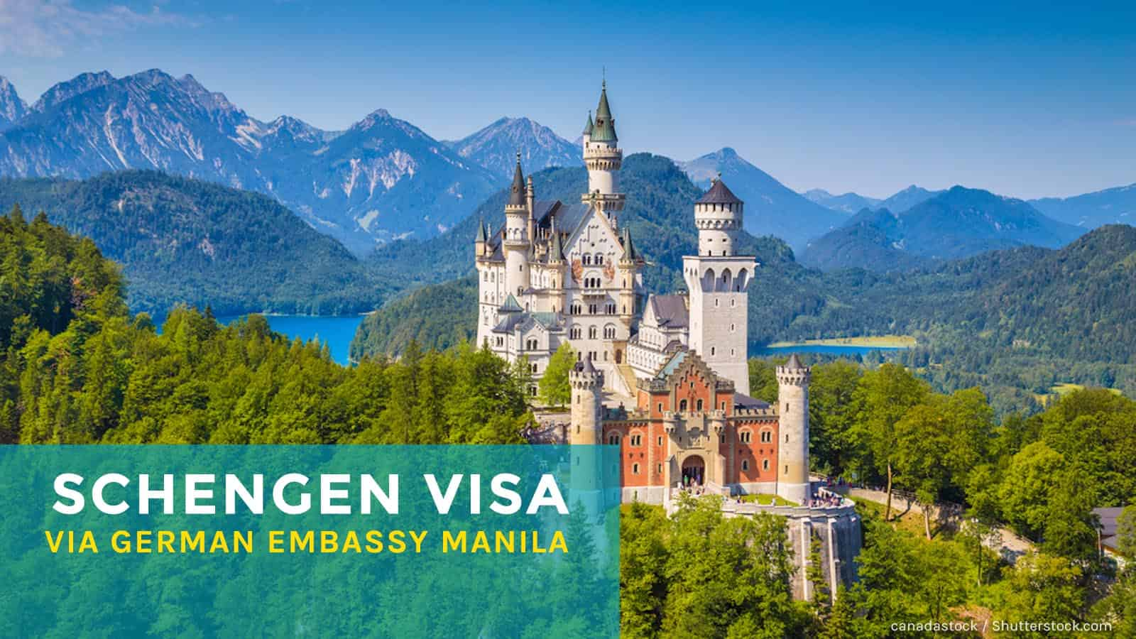 format of invitation letter for visgermany%0A SCHENGEN VISA via GERMAN EMBASSY  Requirements  u     How to Apply   The Poor  Traveler Blog