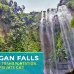 How to Get to Hulugan Falls from Manila: By Bus or Private Car