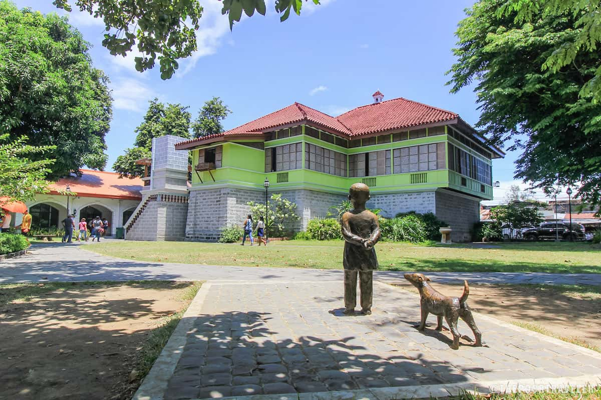 Rizal Shrine in Calamba