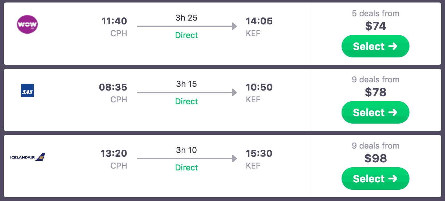 copenhagen-reykjavik-march-cheap-airfare