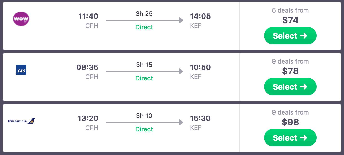 copenhagen-reykjavik-march-cheap-airfare