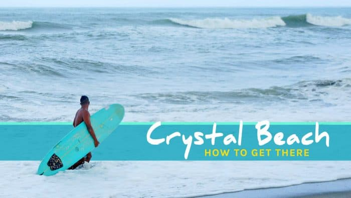 Crystal Beach Resort, Zambales: How to Get There from Manila
