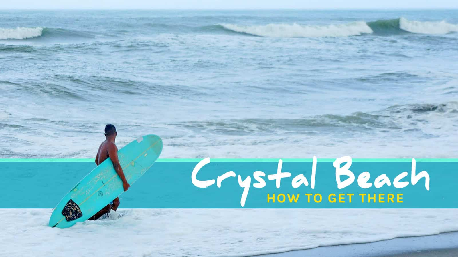 Crystal Beach Resort Zambales How To Get There From Manila The Poor Traveler Blog