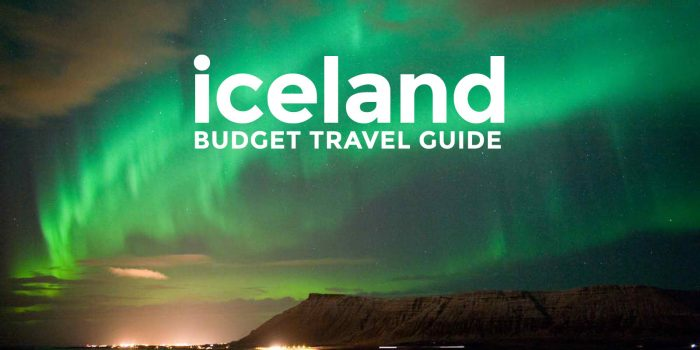 ICELAND ON A BUDGET: Reykjavik Travel Guide & Itineraries