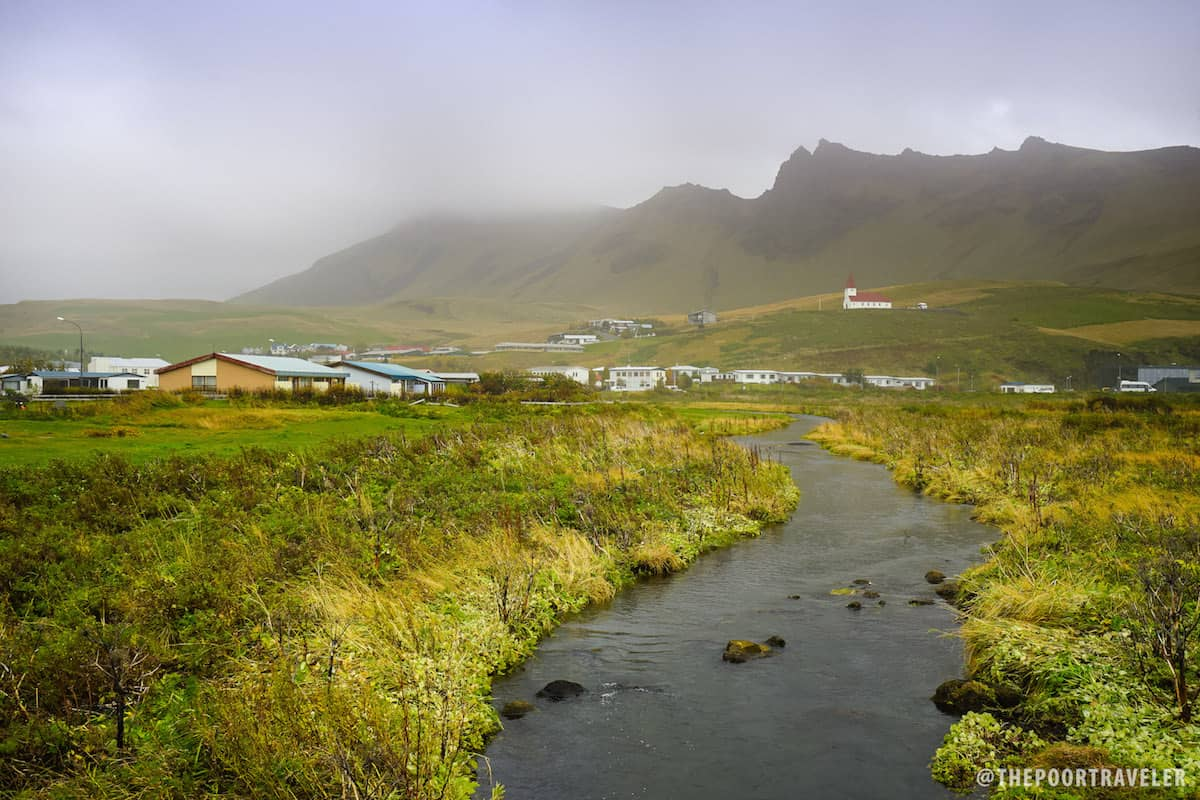 Vik, Iceland's southernmost village