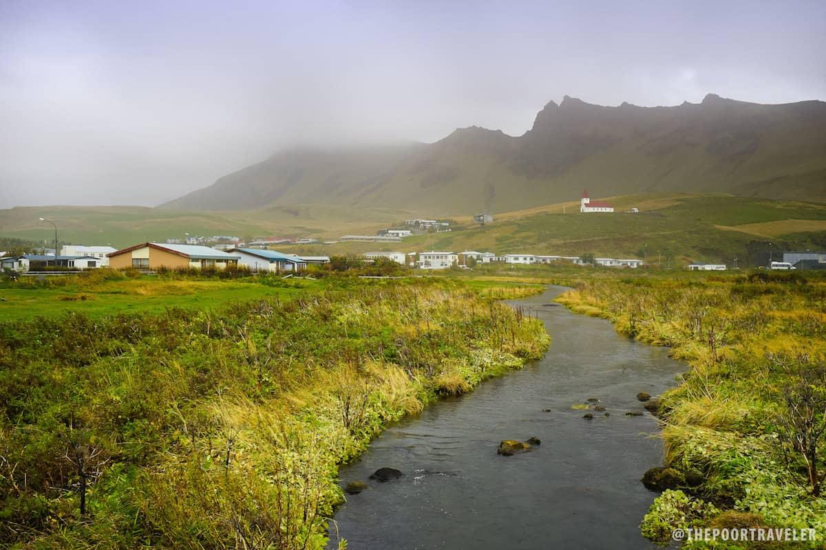Vik, Iceland's southernmost village